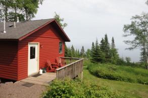 Cobblestone cabin 7, Tofte MN